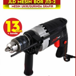Harga mesin bor tangan j13 2 electric hand drill size 13mm power | HARGALOKA.COM