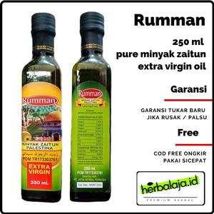 Harga minyak zaitun rumman asli murni untuk wajah rambut | HARGALOKA.COM