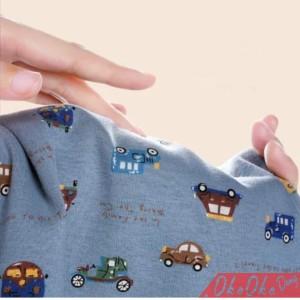 Harga baju tidur anak import piyama anak usia 1 5 tahun bahan katun asli 100   motif random 1 2thn 90 60   HARGALOKA.COM