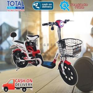 Harga sepeda listrik mars platinum super rider total | HARGALOKA.COM
