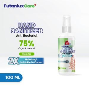Harga futanlux care indonesia hand sanitizer 100ml green | HARGALOKA.COM