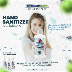 Harga futanlux care indonesia hand sanitizer 500ml green | HARGALOKA.COM