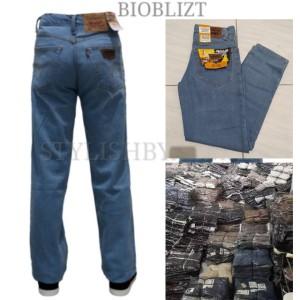 Harga celana panjang jeans pria jins cowok jens laki original standar murah   bioblitz | HARGALOKA.COM