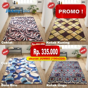 Harga karpet malaysia karpet mewah motif tebal lembut empuk 100 original     HARGALOKA.COM