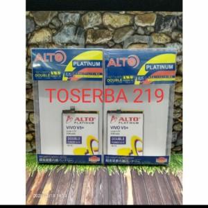 Harga batu hp batre baterai bateray vivo v5 plus double   HARGALOKA.COM