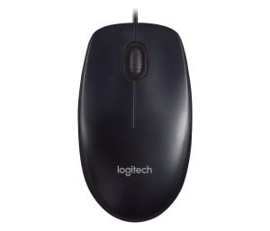 Harga logitech m90 mouse kabel usb original garansi 1 | HARGALOKA.COM