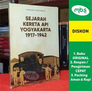 Harga buku sejarah kereta api yogyakarta 1917 1942   nanang   HARGALOKA.COM
