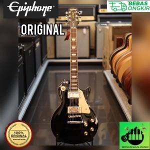 Harga gitar elektrik epiphone les paul standard 60s ebony | HARGALOKA.COM