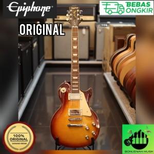 Harga gitar elektrik original epiphone les paul standard 60s   iced | HARGALOKA.COM