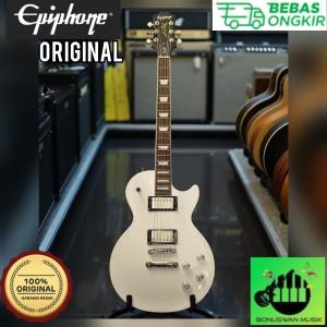 Harga gitar elektrik original epiphone les paul muse pearl white | HARGALOKA.COM