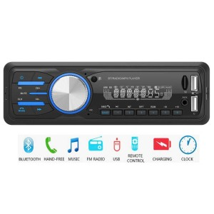Harga taffware tape audio mobil mp3 player bluetooth usb fm receiver 12v     HARGALOKA.COM
