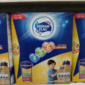 Harga susu bubuk frisian flag 400gr box   | HARGALOKA.COM