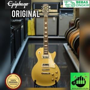 Harga gitar original epiphone les paul classic worn   worn metallic | HARGALOKA.COM