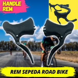 Harga handle rem sepeda road bike sepeda balap | HARGALOKA.COM