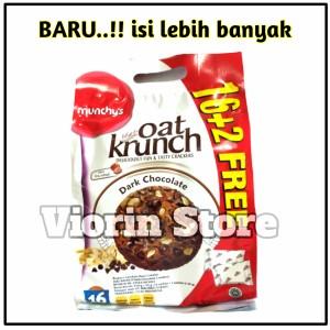Harga munchys oat krunch dark coklat halal | HARGALOKA.COM