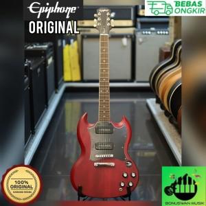 Harga gitar elektrik original epiphone sg classic worn p 90s worn | HARGALOKA.COM