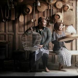 Harga setelan preweding surjan lurik preweding baju adat jawa blangkon   couple | HARGALOKA.COM