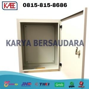 Harga box panel listrik indoor 40x50x25 plat 1 | HARGALOKA.COM