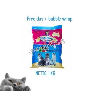 Harga makanan kucing super quality jasmine cat food | HARGALOKA.COM