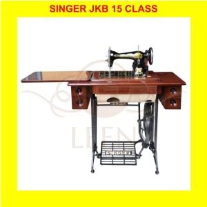 Harga mesin jahit tradisional singer 15 class jkb full set ori | HARGALOKA.COM