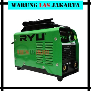 Harga mesin las listrik trafo las inverter igbt 1300watt ryu rii   HARGALOKA.COM