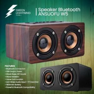Harga ansuofu w5 bluetooth speaker speker aktif subwoofer komputer pc | HARGALOKA.COM