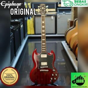 Harga gitar elektrik electric guitar epiphone sg standard heritage | HARGALOKA.COM