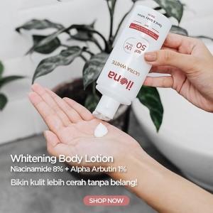 Harga cod emas ilona handbody lotion super whitening original promo hari ini   300 | HARGALOKA.COM