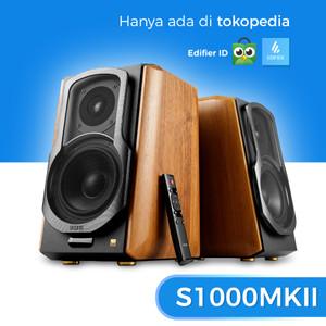 Harga edifier s1000mkii audiophile active bookshelf speakers   2 | HARGALOKA.COM