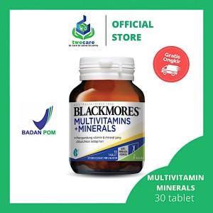 Harga blackmores multivitamin amp minerals bpom | HARGALOKA.COM