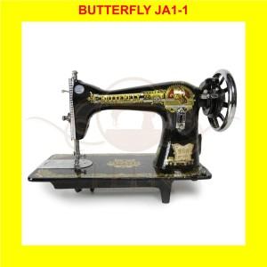 Harga mesin jahit tradisional butterfly ja1 ja 1 kepala ori | HARGALOKA.COM
