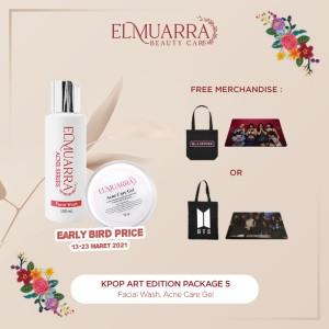 Harga elmuarra kpop art edition package 5   | HARGALOKA.COM