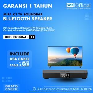 Harga mifa k3 tv soundbar stereo bluetooth speaker | HARGALOKA.COM