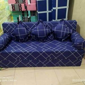 Harga kasur lipat sofabed murah original inoac 200 180 | HARGALOKA.COM