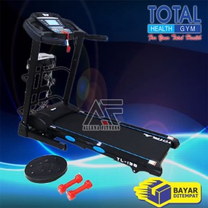 Harga alat olahraga treadmill elektrik tl 138   treadmill listrik | HARGALOKA.COM