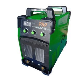 Harga trafo las inverter welding listrik mesin travo las fsd mma 500   HARGALOKA.COM
