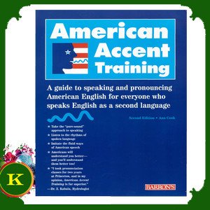Harga american accent training a guide to speaking and | HARGALOKA.COM