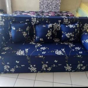 Harga kasur lipat sofabed murah original inoac 180 | HARGALOKA.COM