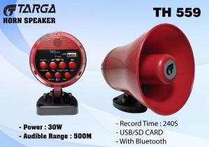 Harga speaker toa targa th559 untuk jualan keliling bisa | HARGALOKA.COM