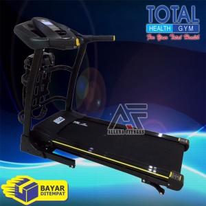 Harga alat olahraga treadmill elektrik tl 636   treadmill listrik | HARGALOKA.COM
