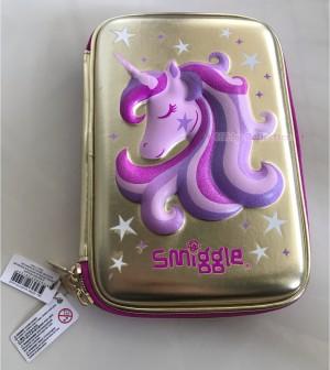 Harga big sale dari 299 smiggle hard case pencil pen original guarantee   unicorn   HARGALOKA.COM