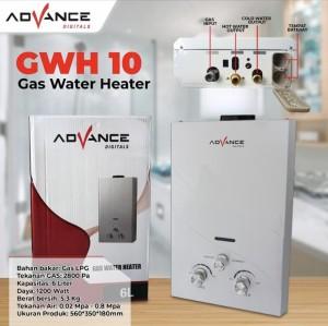 Harga gas water heater advance gwh | HARGALOKA.COM