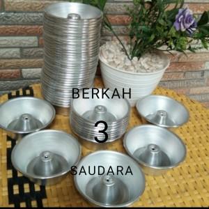 Harga loyang bolu mini loyang pulde mini donat diameter 10 | HARGALOKA.COM
