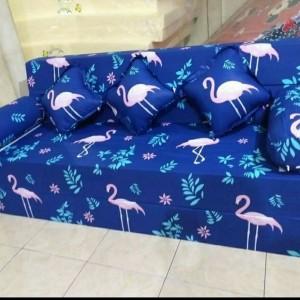 Harga kasur lipat sofabed murah original inoac 180 20 | HARGALOKA.COM