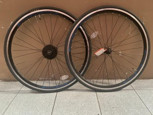 Harga wheelset baru c04 alloy copotan roadbike polygon strattos s2 | HARGALOKA.COM