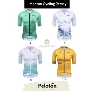 Harga monton baju sepeda cycling jersey monton 100 original baju roadbike   opsi a wanita uk   HARGALOKA.COM