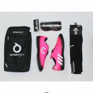 Harga paket komplit sepatu adidas tas ortuseight kaos kaki deker termurah   pink | HARGALOKA.COM