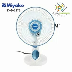 Harga kipas angin meja miyako 9 inch 2in1 di meja dan di tembok | HARGALOKA.COM