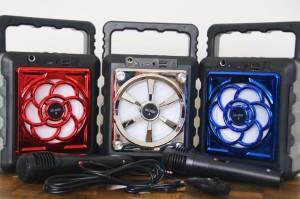 Harga speaker bluetooth sx 2020 speaker karoekean sx bt aux tf card   | HARGALOKA.COM
