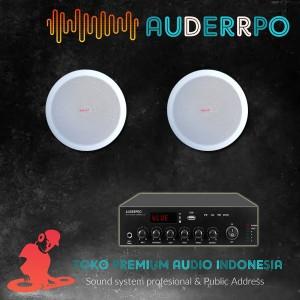 Harga harga sound system cafe paket pro 24 speaker ceiling pro super | HARGALOKA.COM